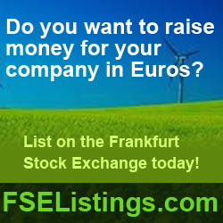 FSE Listings: List on Frankfurt
