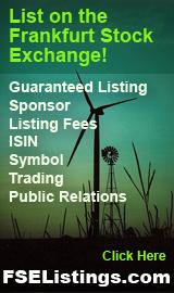FSE Listings: Wind Energy Financing